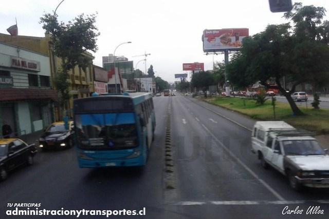 Transantiago (510) - Metbus - Caio Mondego H / Mercedes Benz (BFRT79)