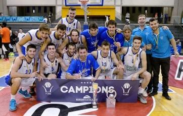 LLiga Catalana 2015 CB Prat - Lleida