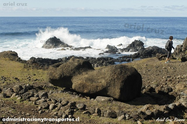 Akahanga - Isla de Pascua