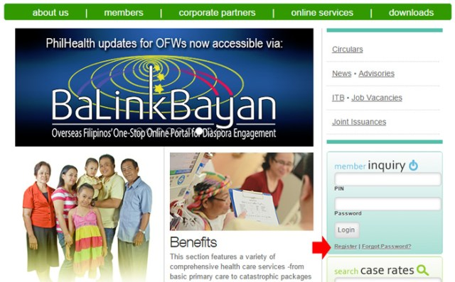How to check philhealth contribution online for Registrator health check