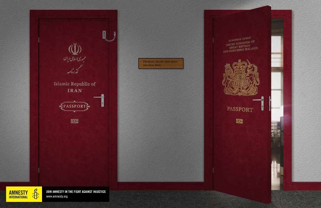 Amnesty International - Open and Shut 3
