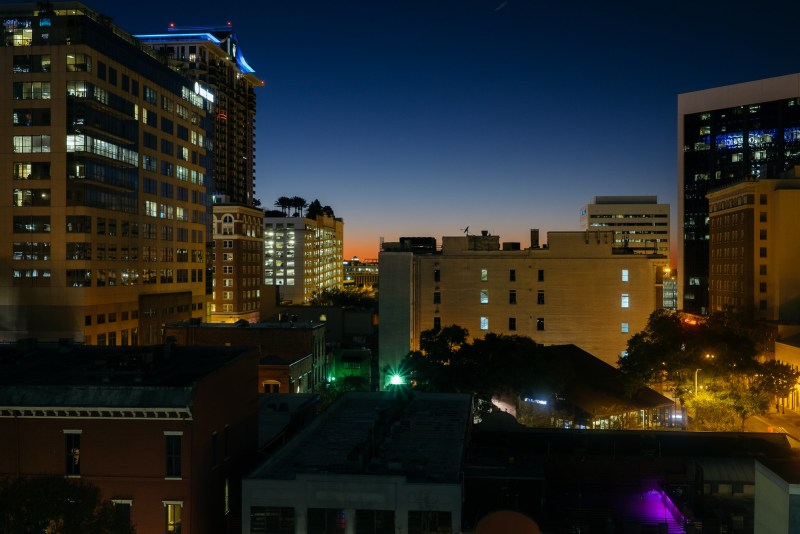 Heart of Orlando Central Business District