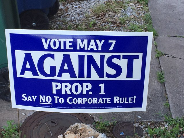 vote no prop 1