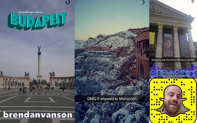 Travel Snapchatters_brendanvanson