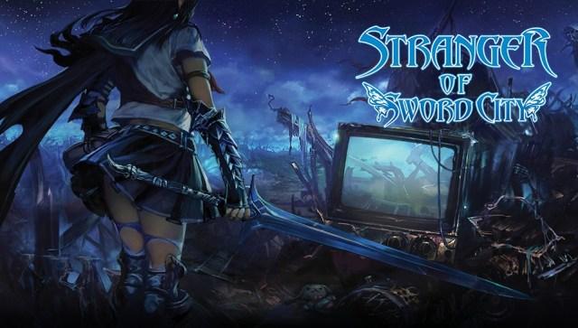 Stranger of Sword City, PS Vita