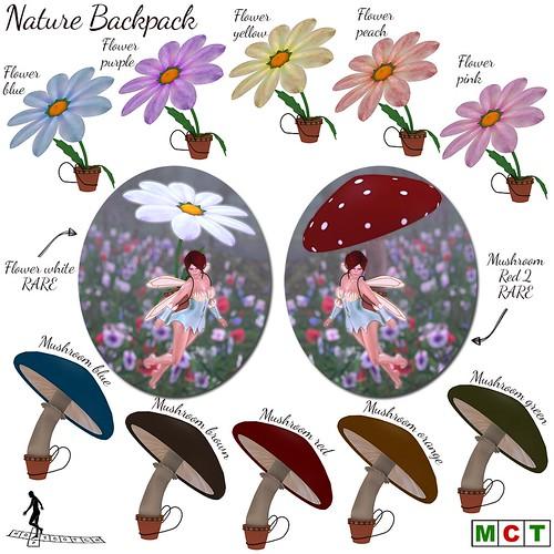 Nature Backpacks