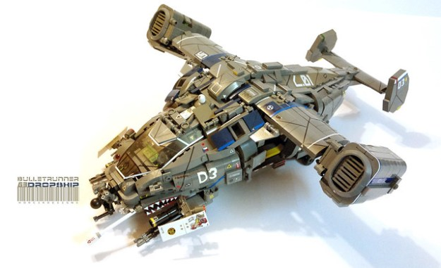 "G3Dropship ""Bricks away"""