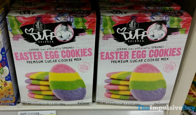 Charm City Cakes Duff Goldman The Special Edition Series Easter Egg Cookies Premium Sugar Cookie Mix