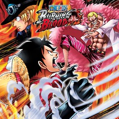 One Piece Burning Blood – Pre-Order – PS4