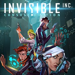 Invisible Inc. Console Edition