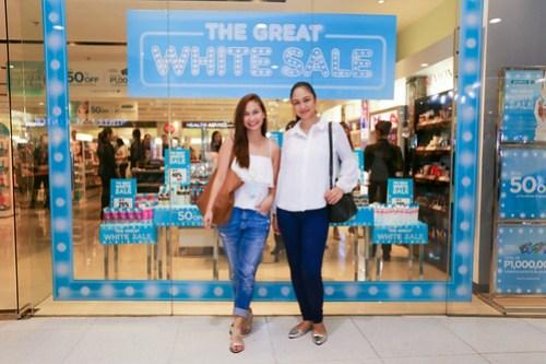 Watsons Great White Sale