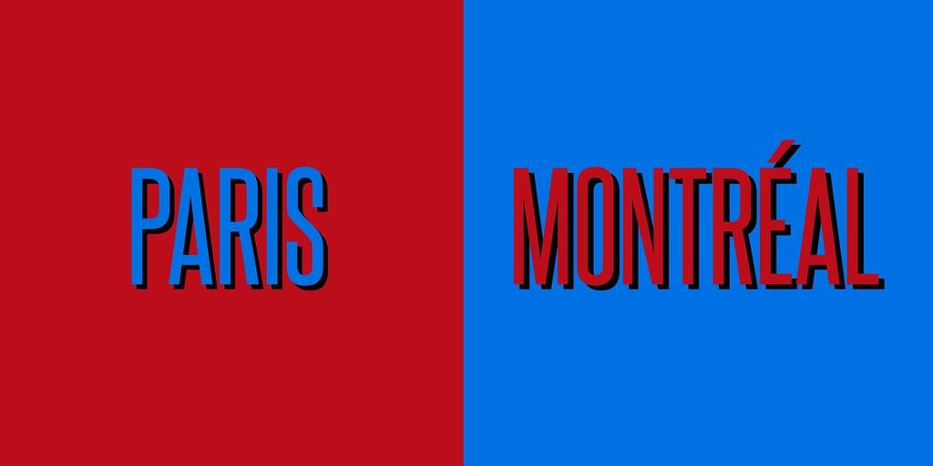 PARIS VS MONTREAL - 0