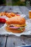 J Burger, $14: Burgers by Josh, North Sydney. Sydney Food Blog Review