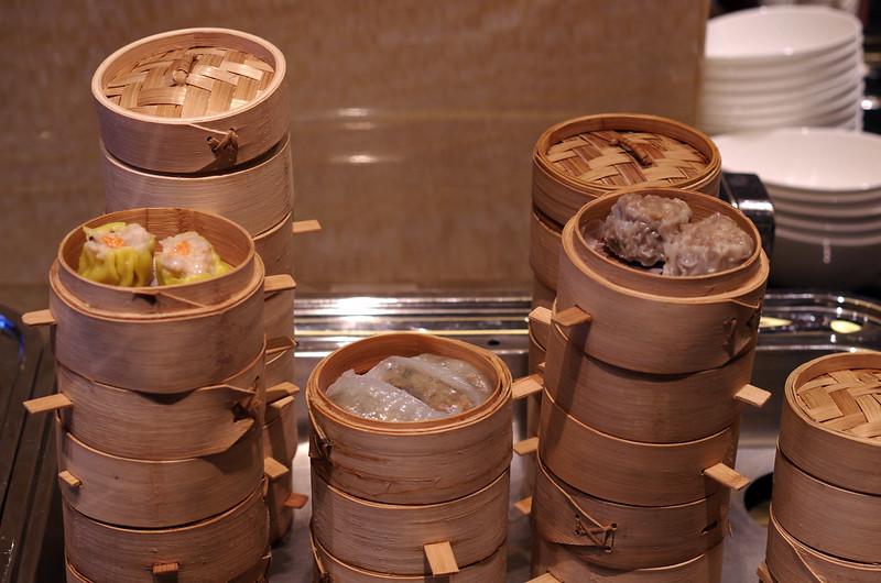 breakfast at clipper lounge - mandarin oriental hong kong