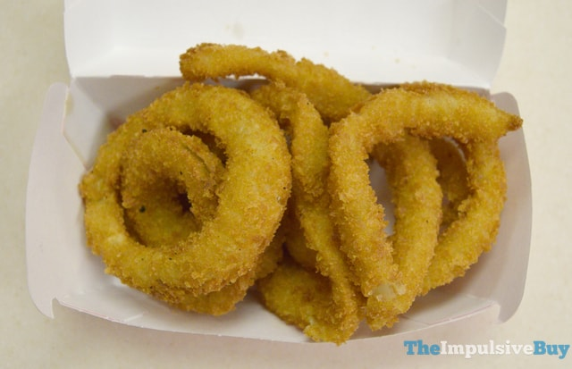 Jack in the Box Panko Onion Rings