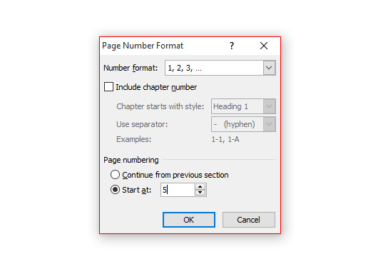 Document Control Numbering With Letters Or Numbers