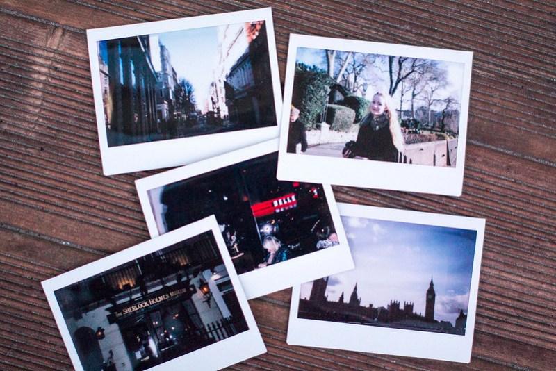 London polaroider