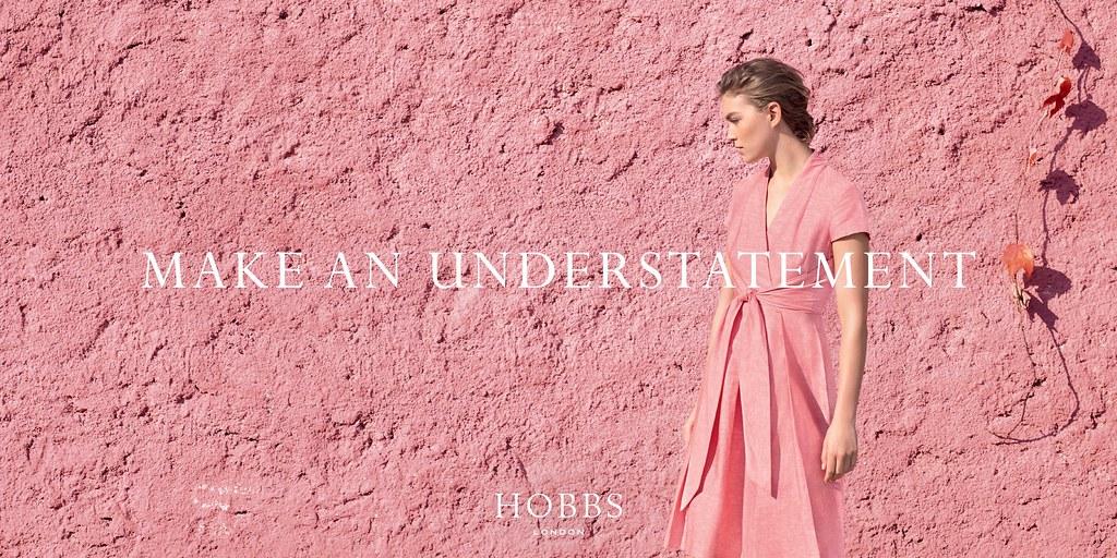 HOBBS SS16 - Make An Understatement 2