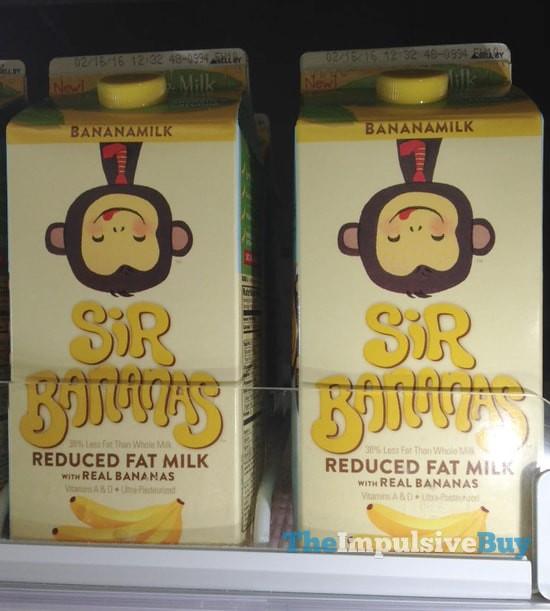 Sir Bananas Bananamilk
