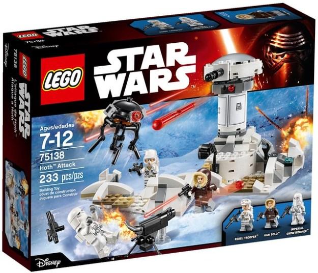 75138 Hoth Attack
