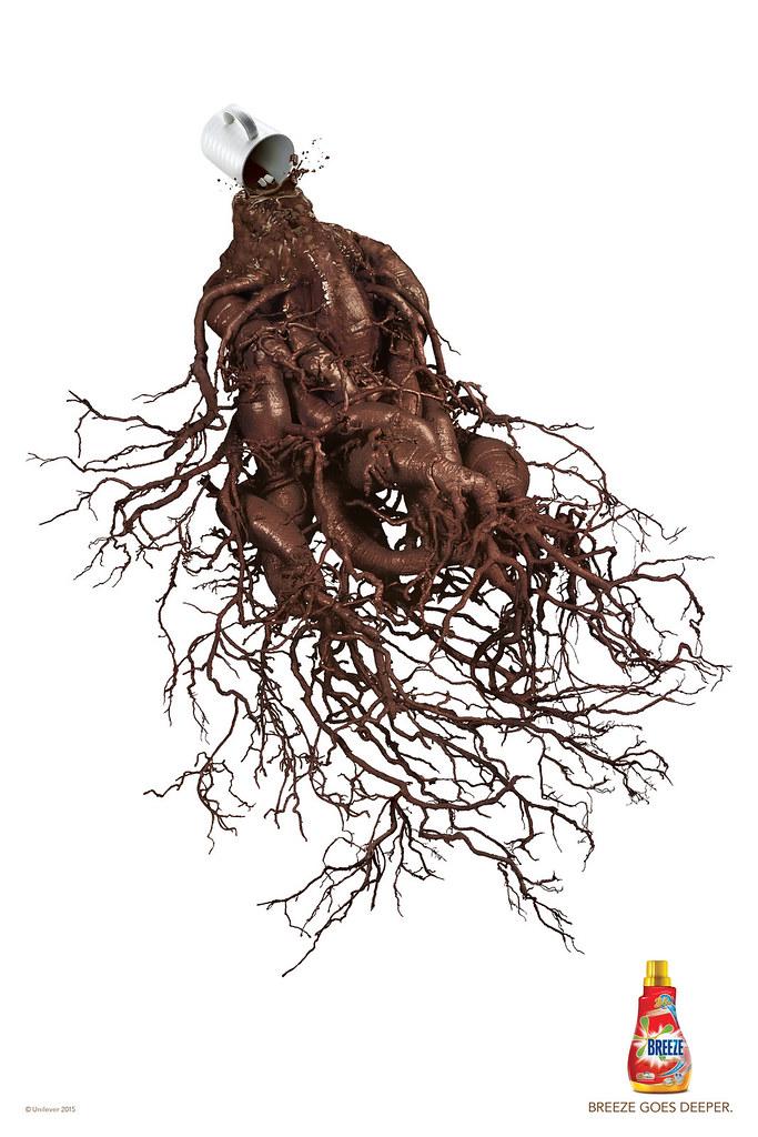 Unilever Breeze - Roots Coffee