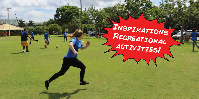 recreational therapy activities