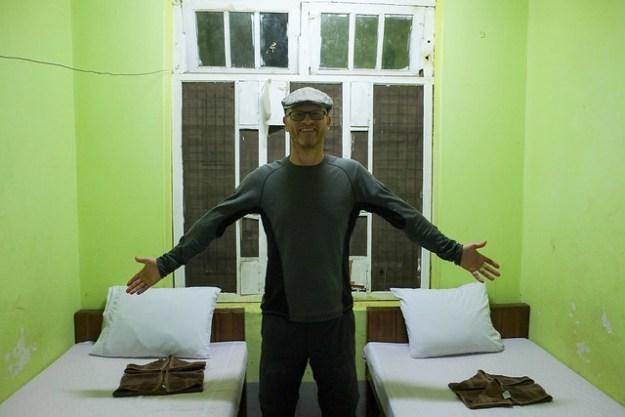 Rolex Hotel. Magwe