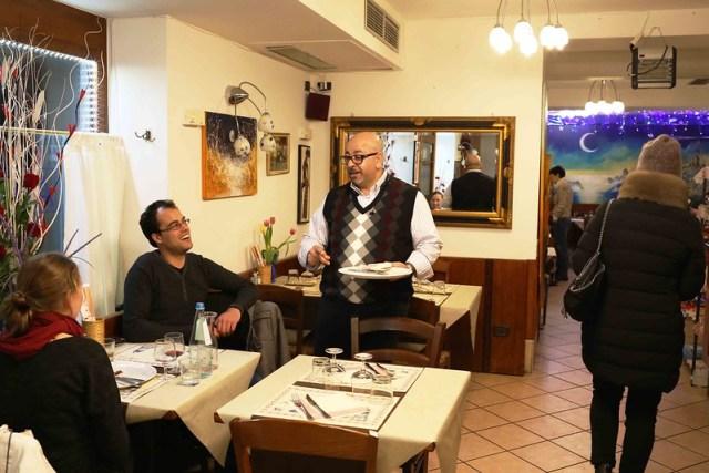 City Food - Youssef Safwat's Pizzeria, Venice Ghetto