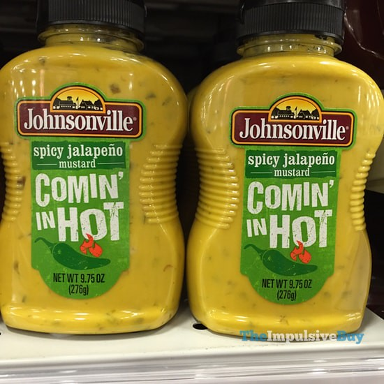 Johnsonville Spicy Jalapeno Mustard