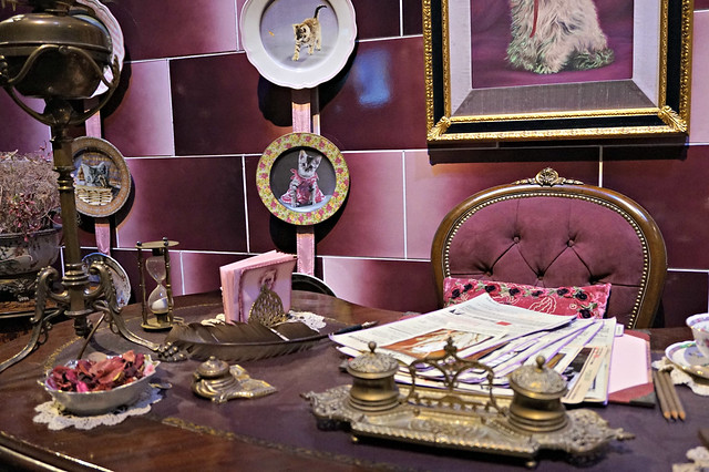 Professor Umbridge office