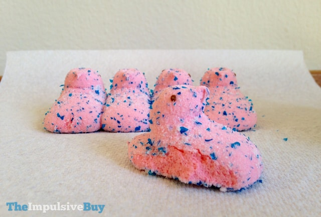 Peeps Cotton Candy Marshmallow Chicks 3