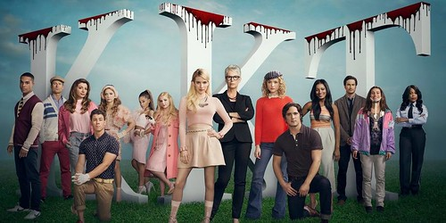 Scream Queens: Antología de Terror y Comedia Slasher