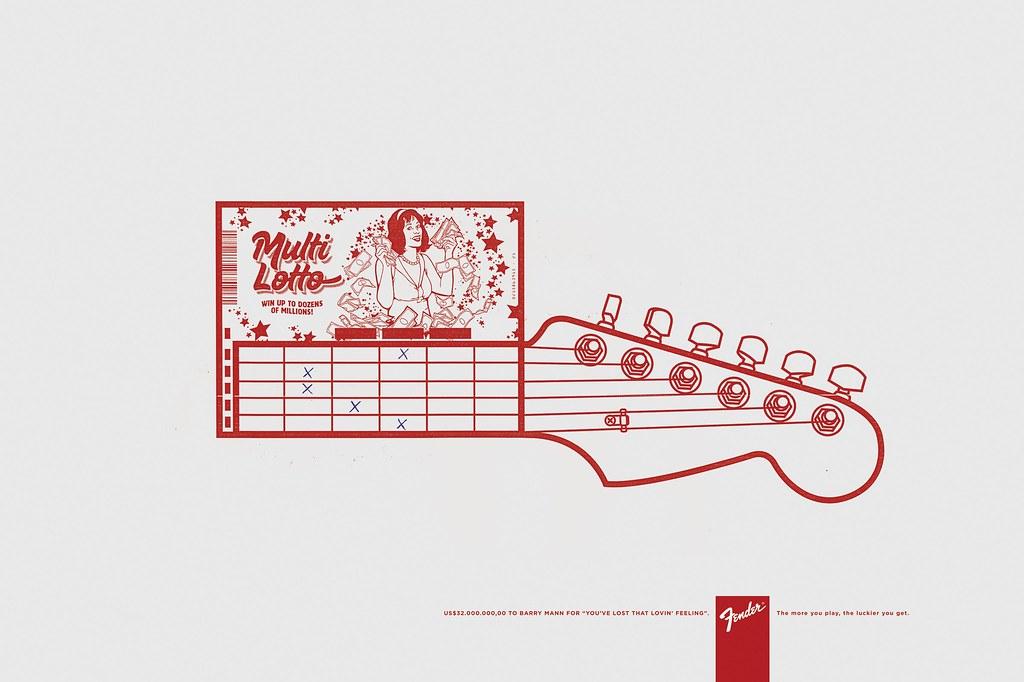 Fender - Multi Lotto 1