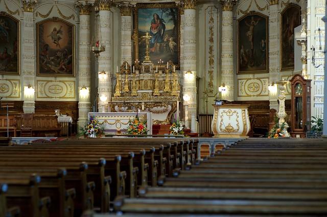 Berthier - église