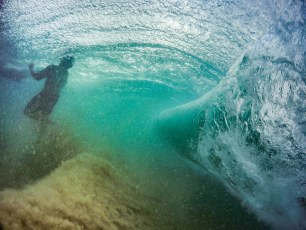 Behind The Wave Oahu Hawaii