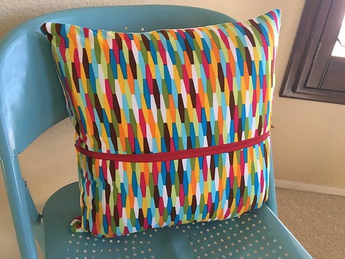 Book Pillow for Jen