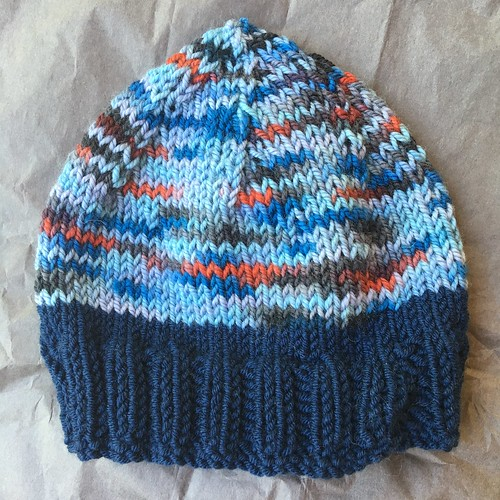 Simple Newborn Hat