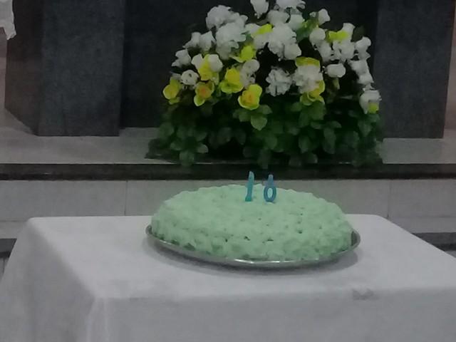 Aniversário GO Renascer em Cristo