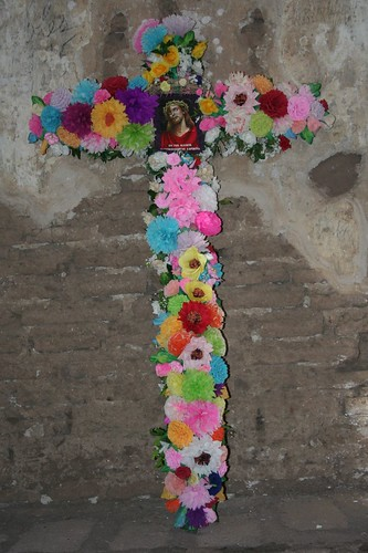 perfect for holy week, Tumacacori Mission, southern Arizona
