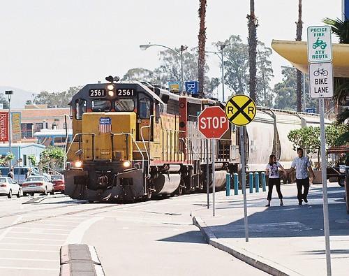 Share the Lane in Santa Cruz