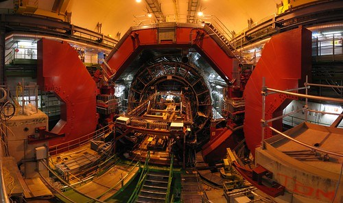 ALICE - A Large Ion Collider Experiment at Cern