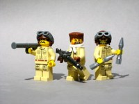 LEGO sky pirates