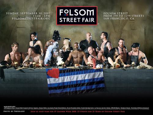 Folsom Street Fair Poster (2007)