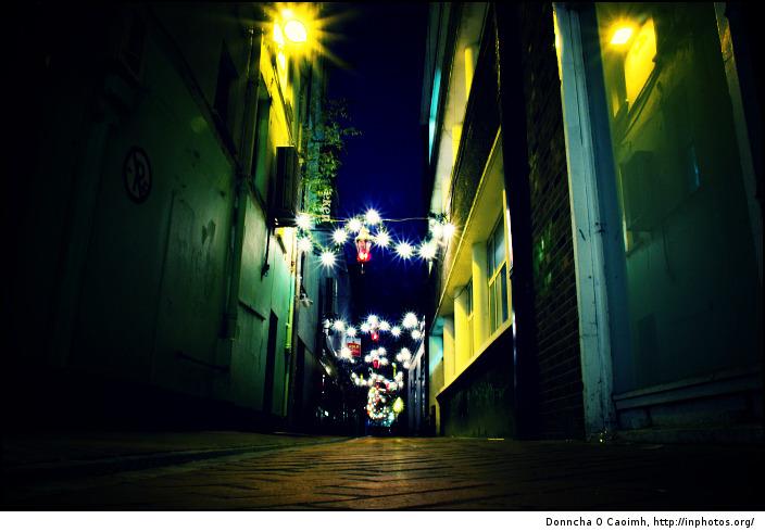 Starlight Christmas Lights