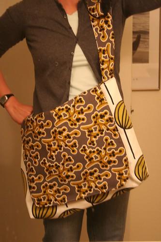 The Chevroleg Bag