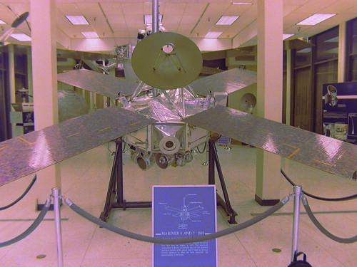 Mariner 6 & 7 (1969) mockup