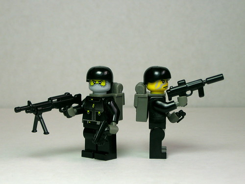 SOCOM with BrickArms on Flickr