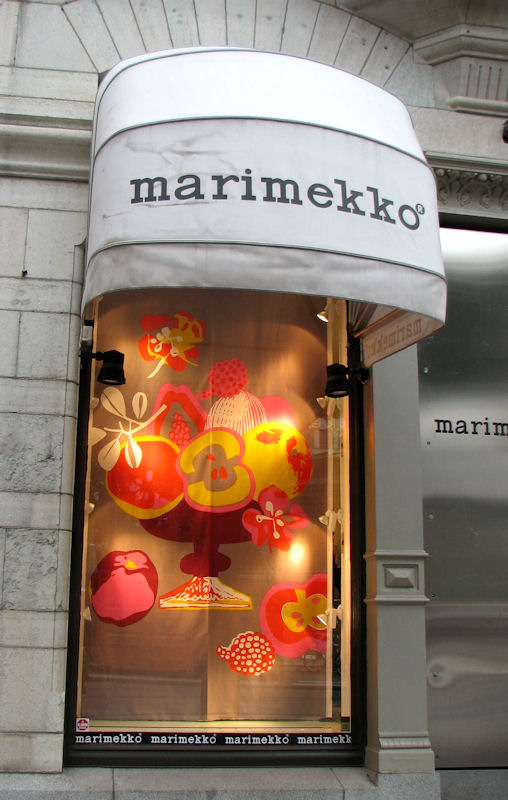 Svenskt Tenn + Marimekko {Stockholm}