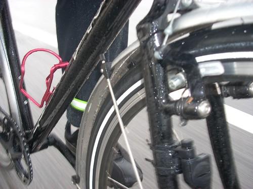 bicycle fender mudguard