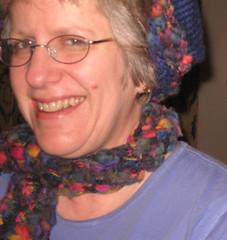 Hat & scarf set 1b